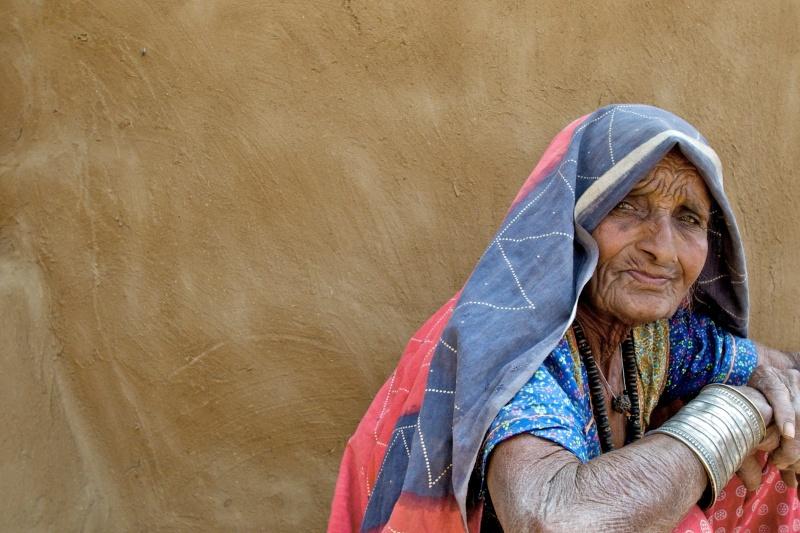 Desert granny