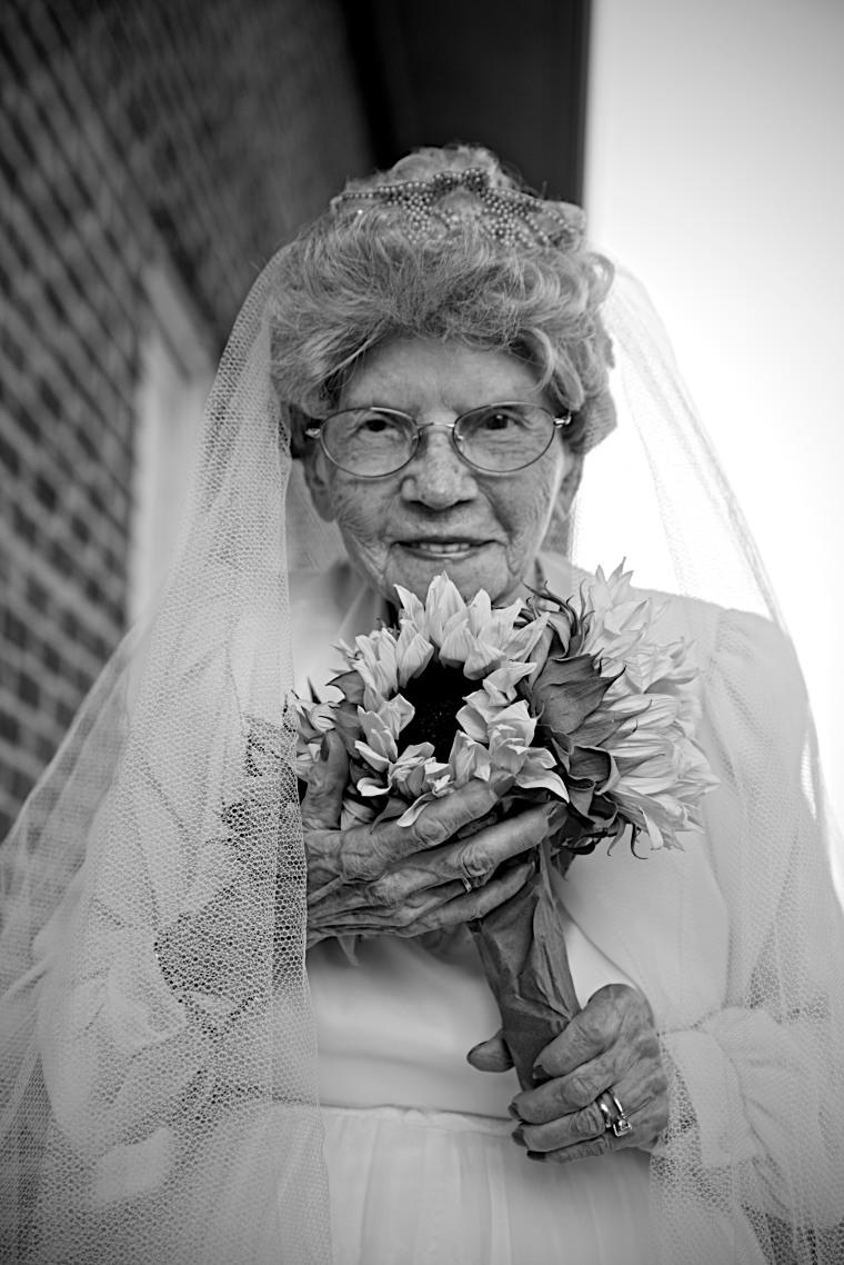 Opal Clark Moss, 101,