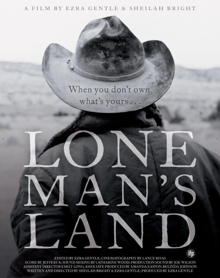 Lone Man's Land